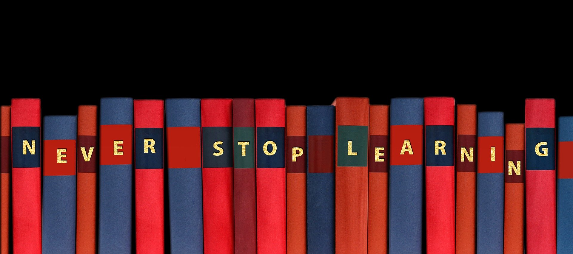 Never stop learning adult education
